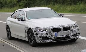 2018 bmw 4 series gran coupe spy shots