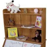 Free Toy Box Plans Chalkboard by Toy Box Bookcase Shelf Thesecretconsul Com