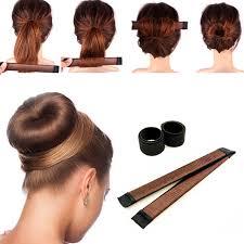 hair bun fashion diy magic hair bun maker high quality hair