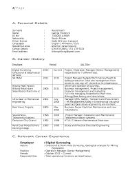 curriculum vitae layout 2013 nba fred rautenbach 2016 cv v2