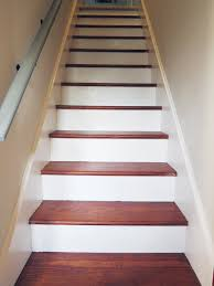 Stair Laminate Flooring Beautiful Farmhouse Stairs On A Budget Indigo U0026 Honey