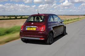 new fiat 500 goes on sale in the uk press fiat group