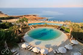 Dead Sea Map Dead Sea Jordan