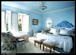 raising low ceiling by paint blue gray lavender green give