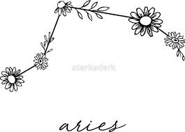best 25 aries constellation tattoo ideas on pinterest aries