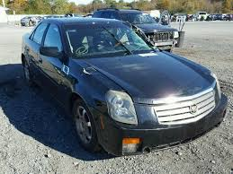 black 2004 cadillac cts 1g6dm577940100581 2004 black cadillac cts on sale in pa