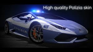 Lamborghini Gallardo Huracan - steam workshop photon lamborghini huracan polizia