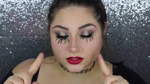 Spider Halloween Makeup American Horror Story Spider Inspired Halloween Makeup Tutorial