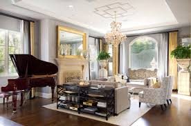 Black And Gold Room Decor 10 Ways To Add Glitz And Gold To Your Home Interior Freshome Com