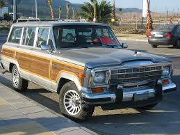 jeep wagoneer 1989 derek and doug u0027s fantastic crap wagons jeep grand wagoneer the