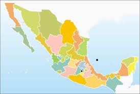 mexico in the world map mexico