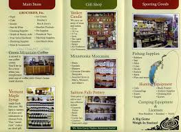 Vermont travel brochures images Evansville trading post barton area chamber of commerce jpg