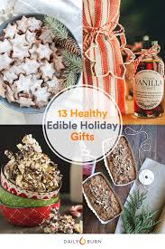 healthy gifts healthy handmade gift ideas for everyone on your list