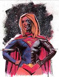 smallwood 40 days of supergirl greg smallwood u2013 multiversity comics