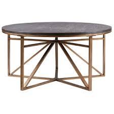 Pedestal Coffee Table Modern Pedestal Coffee Tables Allmodern