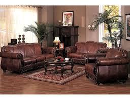fabulous leather living room furniture sets brown sofa set ideas