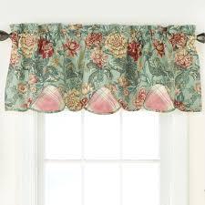 curtain valances galore waverly fabrics curtains waverly