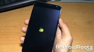 fix dead android in recovery mode on nexus 6