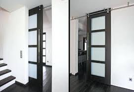 Interior Door Hanging Barn Door Hardware From Hanging Door Hardwarecom Hanging Sliding