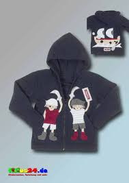 playshoes fleece jacket with design cardigan childrens pirate