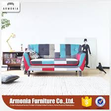 Chesterfield Patchwork Sofa Patchwork Color Lounge Sofa Design Chesterfield Furniture Fabric