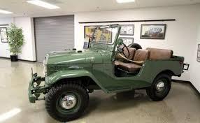 vintage toyota jeep history of the toyota fj series drivetribe