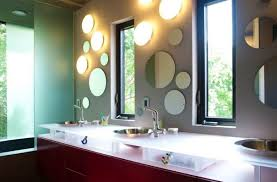 Bathroom Mirror With Lights Built In Bathroom Stylish Ideas For Your Bathroom Mirrors With Lights