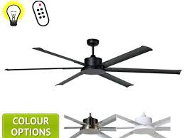 large rustic ceiling fans extra large ceiling fan albatross large industrial style dc ceiling