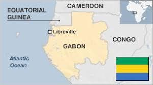 gabon in world map gabon country profile news
