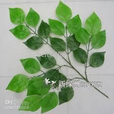 simulation leaf artificial silk leaf artificial tree branches apple