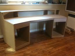 Best 25 Desk Plans Ideas On Pinterest Woodworking Desk Plans by Best 25 Recording Studio Desk Ideas On Pinterest