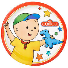 caillou birthday invitations caillou party supplies discount birthday party supplies