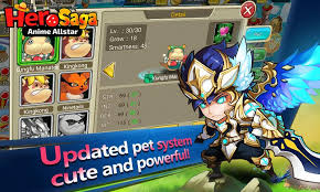 anime apk saga anime melee for android apk