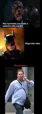 Val Kilmer Batman Meme - images val kilmer fat batman