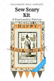 halloween fabric at fashionable fabrics