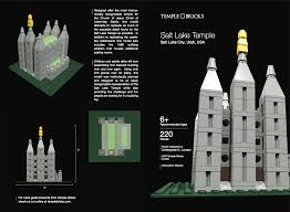 temple bricks lds lego r temples and lds themed building sets