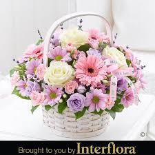 Mother S Day Basket Mothers Day Basket Flowerworks Ballymena Your Local Ballymena