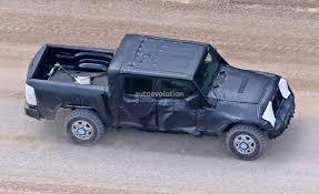 jeep hellcat truck jeep wrangler pickup truck is finally here and it u0027s big