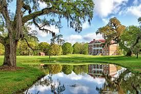 antebellum plantation homes