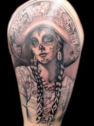 100 greatest day of the dead tattoos meanings february 2018
