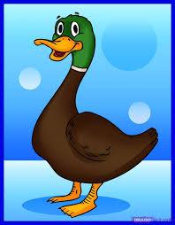 cartoon duck free download clip art free clip art on clipart