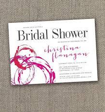wine themed bridal shower invitations template resume builder