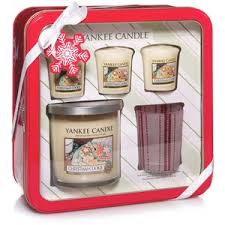 gift sets for christmas yankee candle christmas cookie gift set