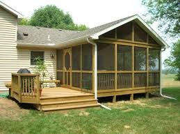 Screened In Pergola by Best 25 Back Porch Designs Ideas On Pinterest Covered Back