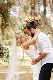 wedding arches geelong ivory tribe local weddings geelong hair colour goals hair