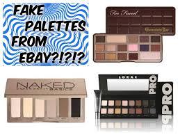 fake makeup on ebay