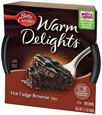 Betty Crocker Halloween Cake Betty Crocker Warm Delights Cake Mix Molten Chocolate 3 35 Oz Bowl
