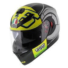 hustler motocross helmet amazon com agv k3 sv winter test 2012 vr46 size ms dot approved