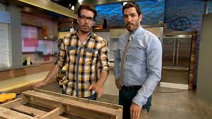Propertybrothers Property Brothers U0027 Tips To Transform Your Kitchen Video Abc News