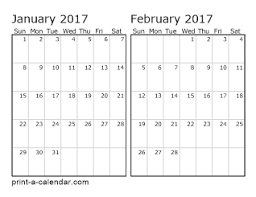 printable calendar pages download 2017 printable calendars